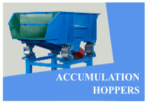 Accumulation hoppers